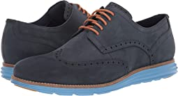Navy Ink Nubuck/Hawthorn/Pacific Coast