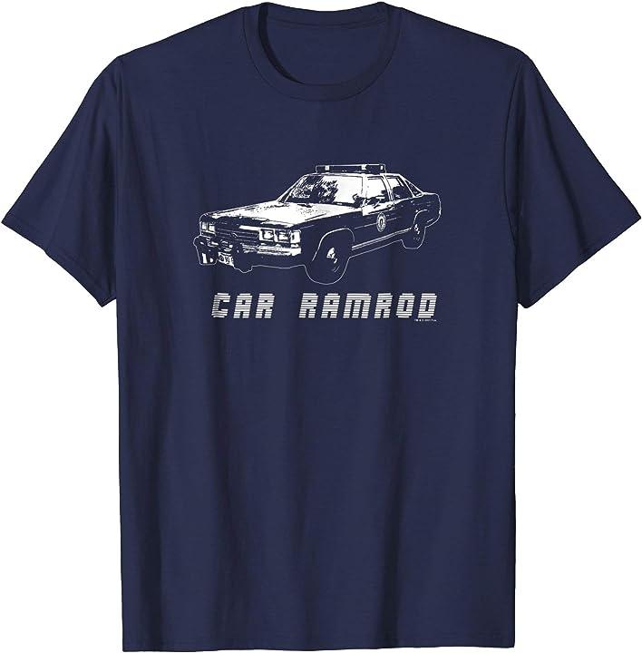 Super Troopers Car Ramrod T Shirt