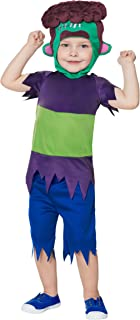Toddler Frankie Super Monsters Costume | Officially Licensed