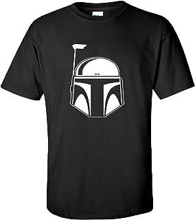 Boba Fett Sci-fi Movie Black T-Shirt
