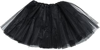 Newborn Infant Baby Girl's Professional 3 Layers Dance Tutu Tulle Skirt¡