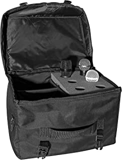 On-Stage MB7006 6-Space Microphone and Accessory Bag