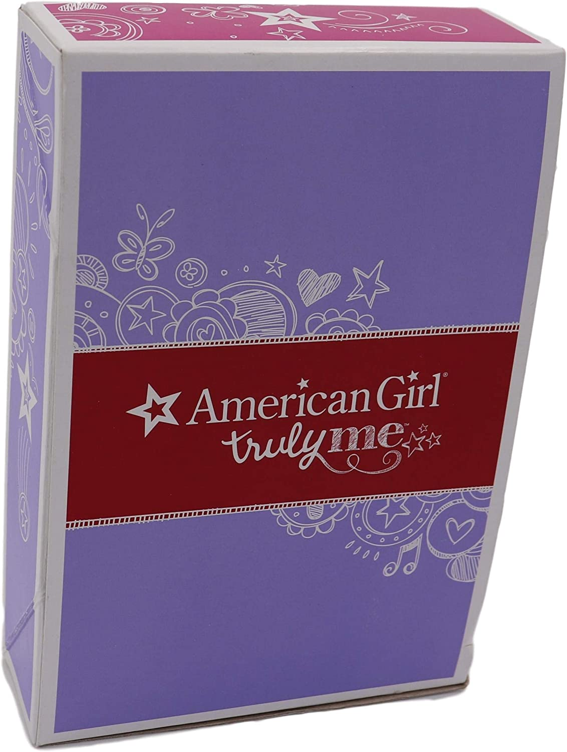 American Girl MY AG 2014  DoubleBow Dress and Charm for Dolls by American Girl