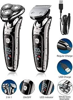 Amazon.es: Inalámbrico - Afeitadoras eléctricas rotativas para ...