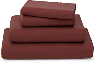 Cosy House Collection Luxury Bamboo Bed Sheet Set – Hypoallergenic Bedding Blend..