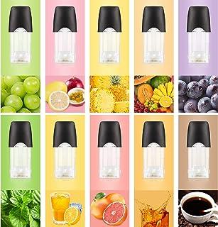myblu互換 フレーバーポッド 10種風味 ビタミンメンソール配合 マイブルー互換ポッド 10個入 リキッド ARASHI