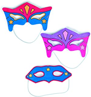 Best colour your own superhero mask Reviews