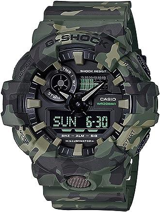 CASIO (カシオ) 腕時計 G-SHOCK(Gショック) カモフラージュ GA-700CM-3A メンズ 海外モデル  [並行輸入品]