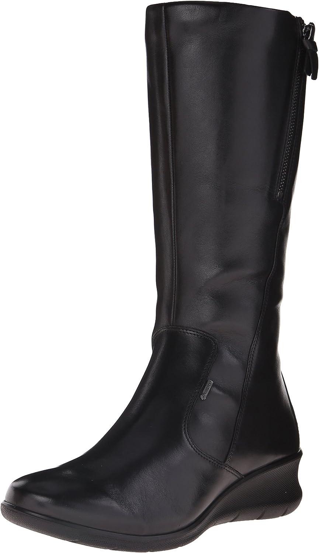 ECCO shoes Women's Babett 45 Gore-TEX Boot Black 40 (US Women's 9-9.5) M