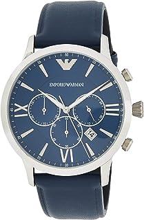Emporio Armani Gents Wrist Watch, Blue AR11226