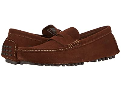 Sebago Russel Suede (Dark Brown) Men