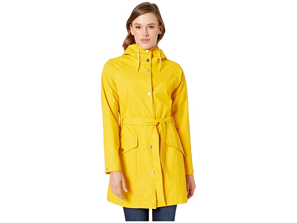 Helly Hansen Kirkwall II Raincoat (Essential Yellow) Women