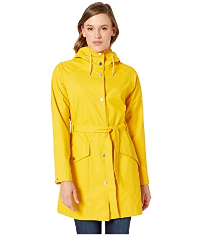Helly Hansen Kirkwall II Raincoat (Essential Yellow) Women