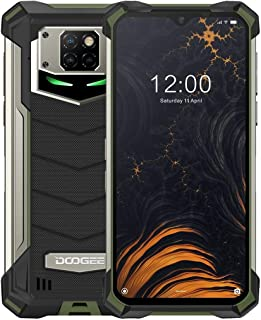 Mobile Phone S88 Pro Rugged Phone, 6GB+128GB, IP68/IP69K Waterproof Dustproof Shockproof, MIL-STD-810G, 10000mAh Battery, ...