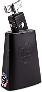 Latin Percussion Cowbell, Black, 5 inch (LP204AN)