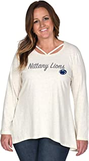 NCAA Womens Strappy Neck Top