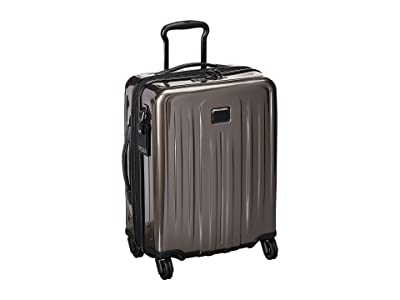 Tumi V4 Continental Expandable 4 Wheeled Carry-On (Mink) Carry on Luggage