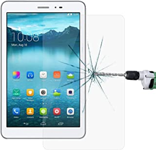 SHUHAN Tablet Accessories 8 inch Universal 0.4mm 9H Surface Hardness Tempered Glass Screen Protector
