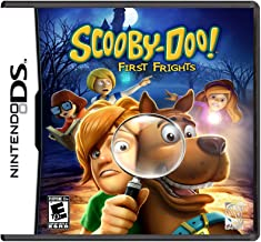 scooby doo ds game first frights