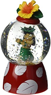 Westland Giftware Lilo Resin & Acrylic Sparkler Globe, 55mm