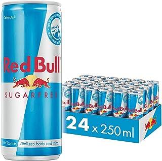 Red Bull Sugar Free, 24 x 250ml
