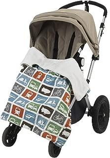 DwellStudio Baby Transportation Stroller Blanket (Discontinued by Manufacturer)