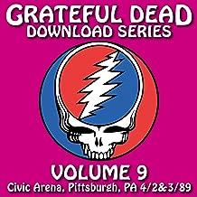 Download Series Vol. 9: Civic Arena, Pittsburgh, PA 4/2/89 & 4/3/89 (Live) [Explicit]