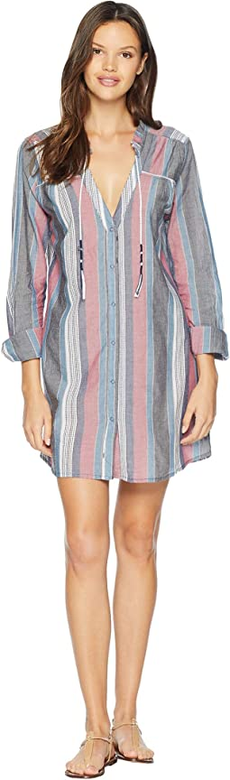 Haven Long Sleeve Mini Dress