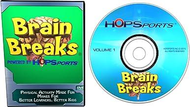 HOPSports Brain Breaks Home DVD Vol. 1