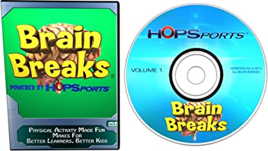 Brain Breaks Home DVD Vol. 1