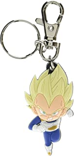 Great Eastern Entertainment GE-85452 Dragon Ball Super: SS Vegeta PVC Keychain