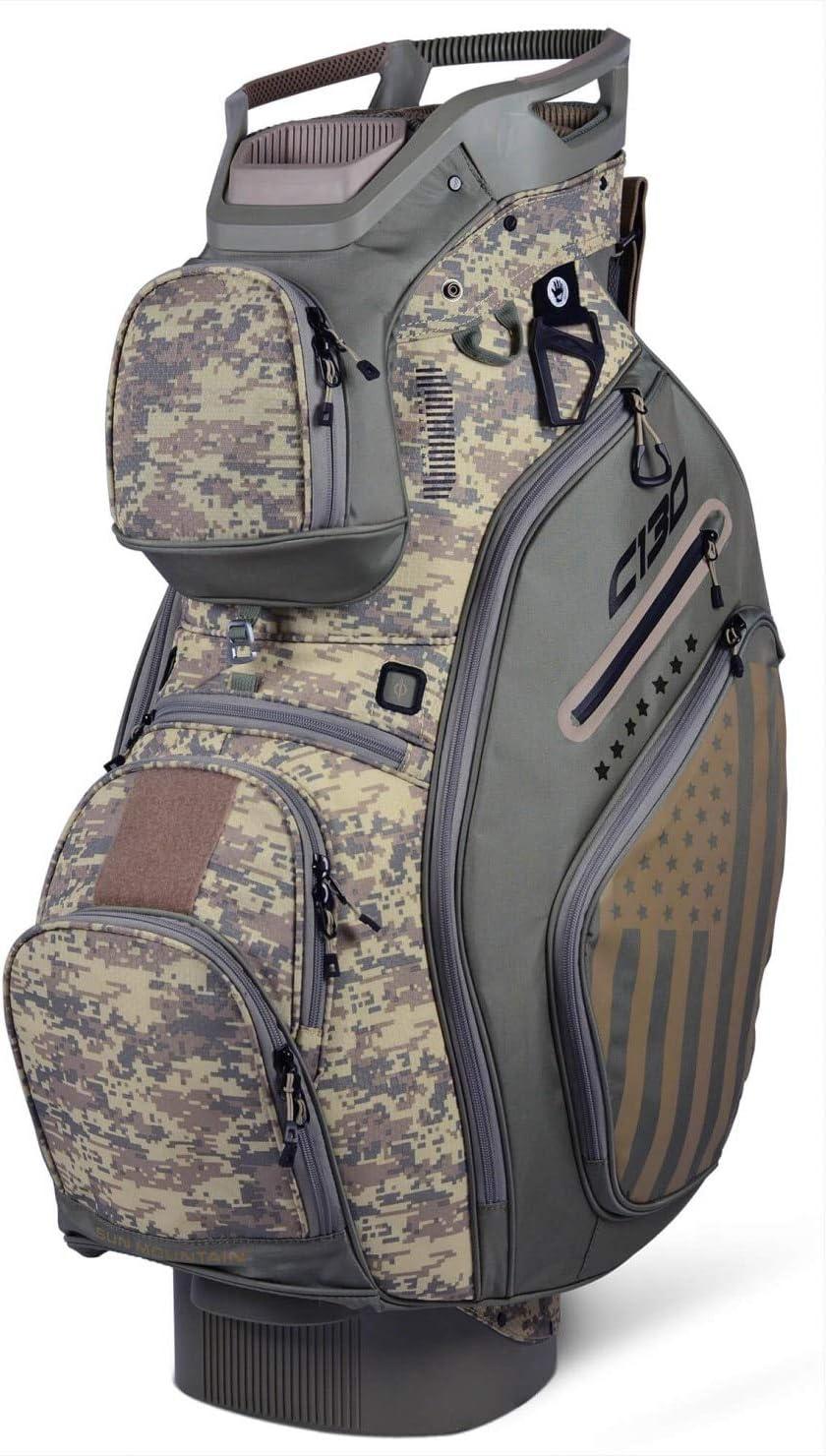 Sun Mountain Recommendation C-130 Bag Cart New sales