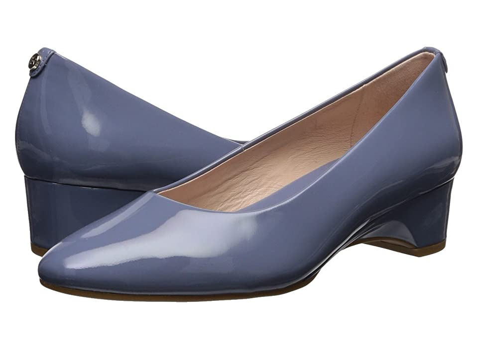 eaa4e78cbd5b Taryn Rose Babs (Denim Soft Patent) Women s Shoes