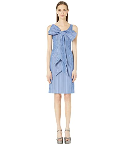 Boutique Moschino A 0435 0827 1297 Dress (Blue) Women