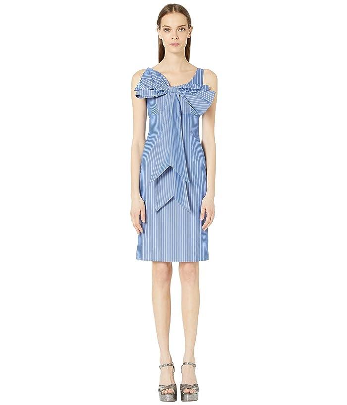 Boutique Moschino A 0435 0827 1297 Dress (Blue) Women
