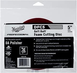 MEGUIAR'S DFC5 Soft Buff DA (Dual Action) 5
