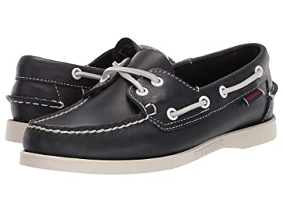 Sebago Dockside Portland (Blue/Navy) Women