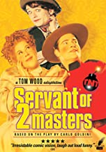 Servant of Two Masters (A Play in Two Acts)