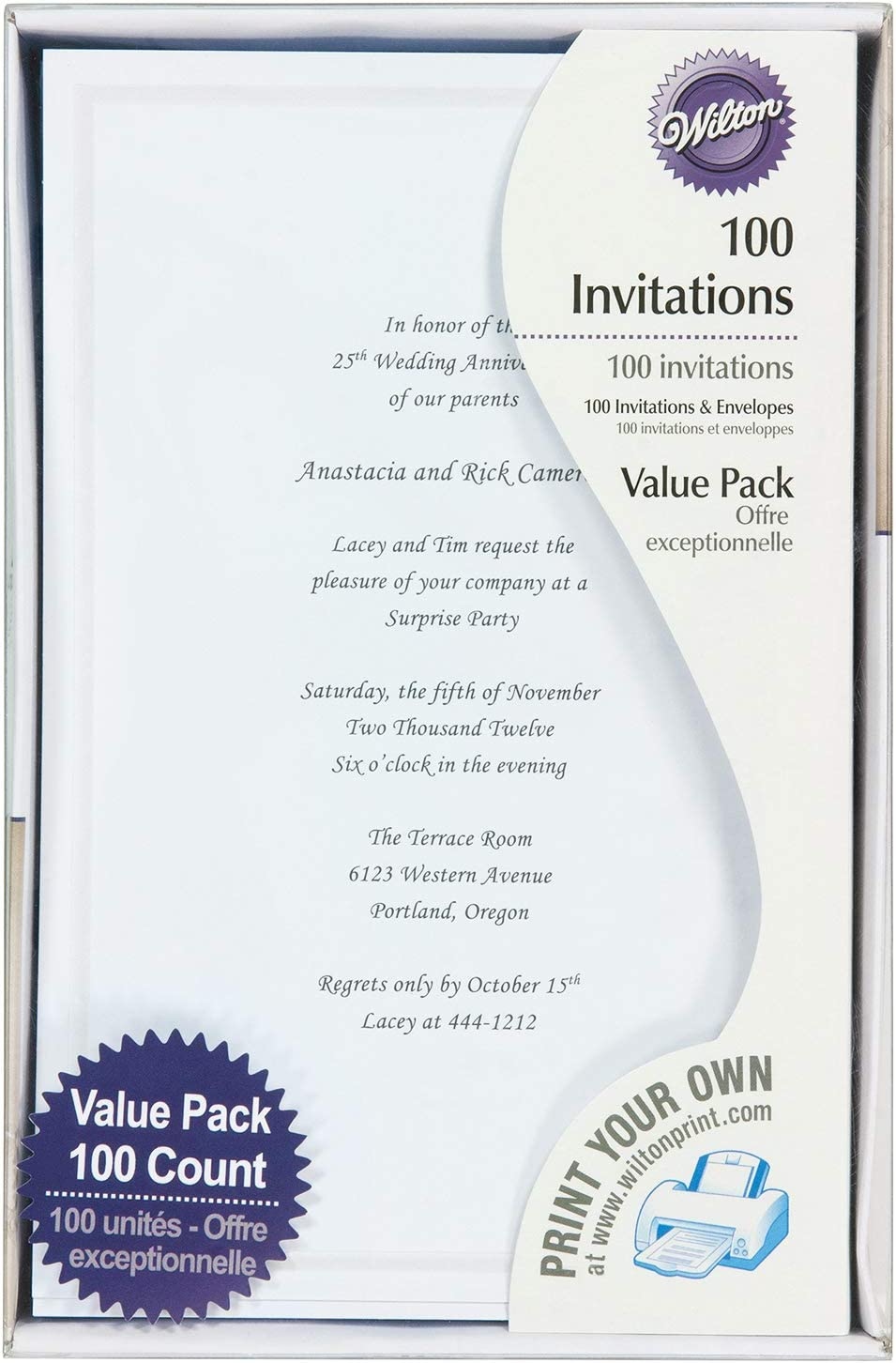 1 Pack A 20 invite 20 x BABY/'S 1ST Anniversaire Invitations Avec Enveloppes
