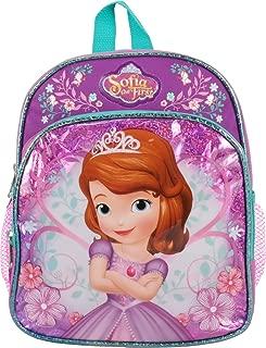 sofia the first mini backpack