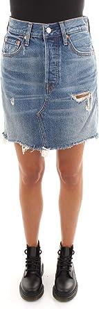 Levi's HR Decon Iconic BF Skirt Gonna Donna