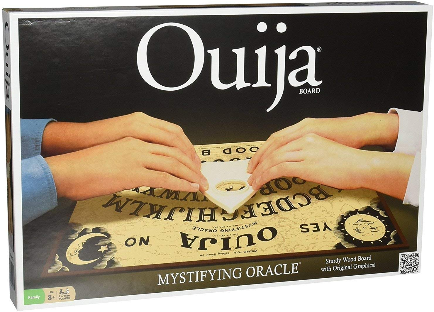 Winning Moves Games Classic Ouija