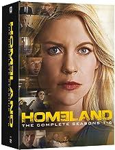 Homeland Temporada 1-6 [DVD]