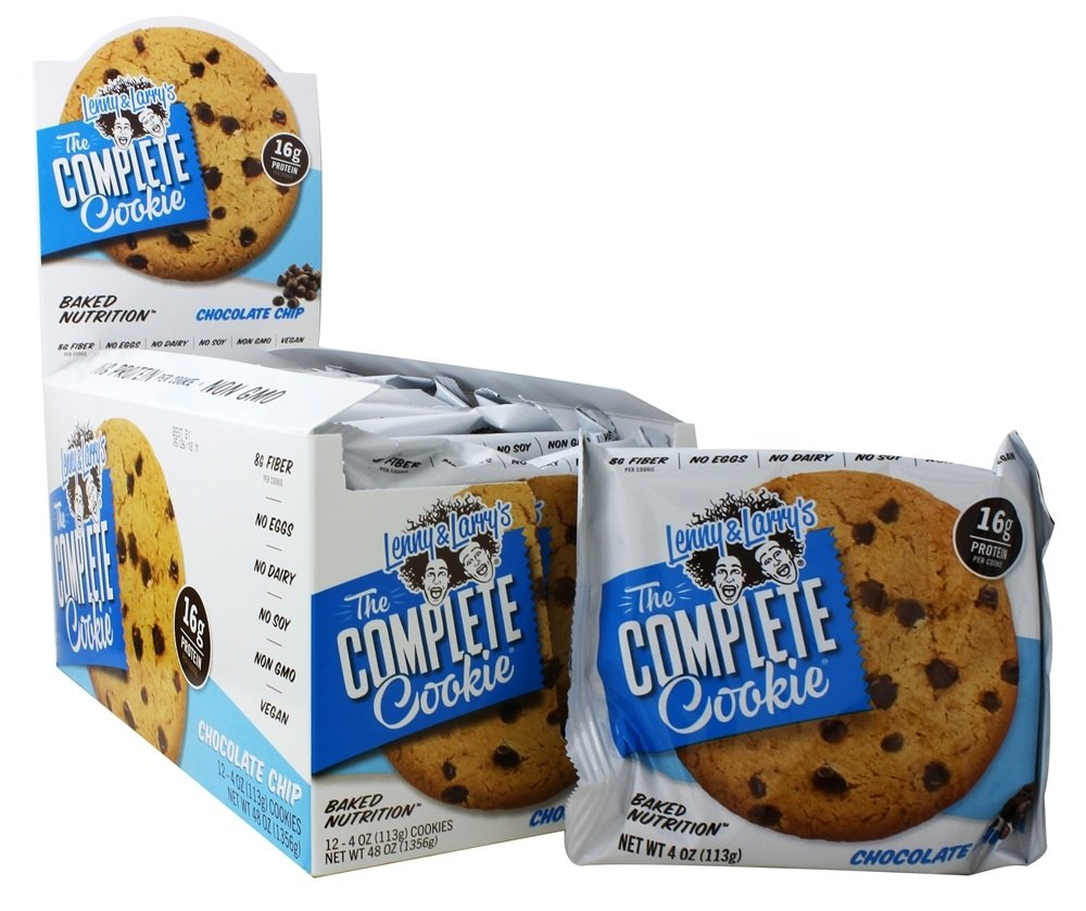Lenny and Larry's The Complete Chocolate OFFicial store supreme Baked Soft Cookie Chip