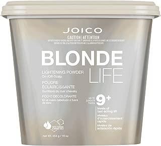joico blonde life bleach