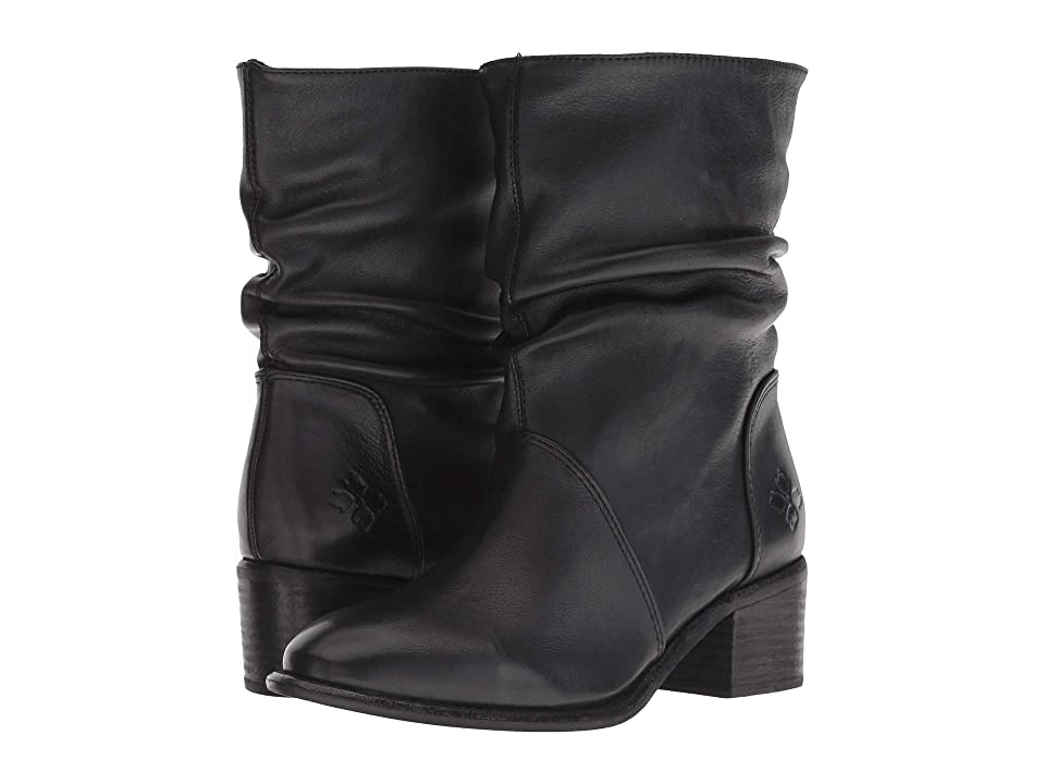 Patricia Nash Monte (Black Nappa Leather) Women