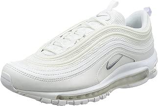 Dettagli su Nike Air Max 97 Scarpe Donna Ragazza Scarpe da Ginnastica 40 39 Grigio Argento