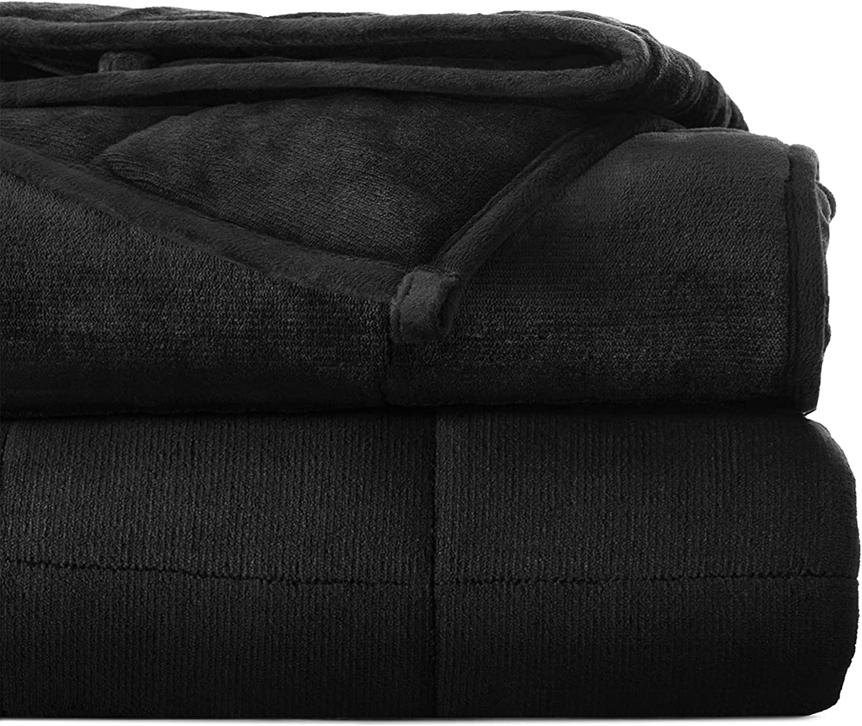 Microfiber Flannel Fuzzy Weighted Recommendation High order Standard Blanket 100 Oeko-Tex