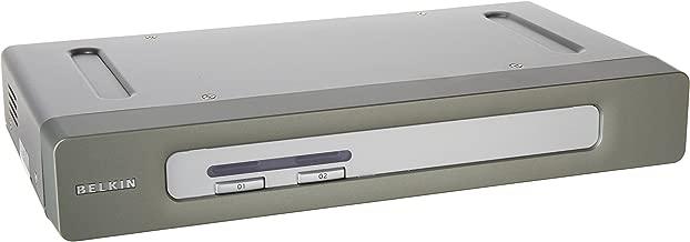 Belkin OmniView Secure 2-Port KVM Switch; EAL4+; NIAP; USB in & Out