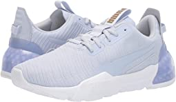 Heather/Puma White